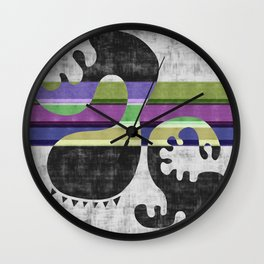 Mother and Child Reunion Wall Clock