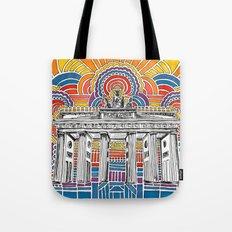 Brandenburger Tor Tote Bag