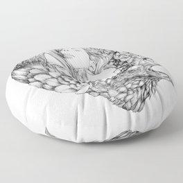 Brenna Whit - Line Floor Pillow