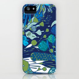 WATER YOU TALKING ABOUT? iPhone Case