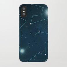 Hemisphere 1 iPhone X Slim Case