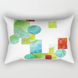 geometric figures Rectangular Pillow