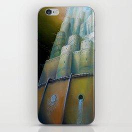 Midriasi iPhone Skin