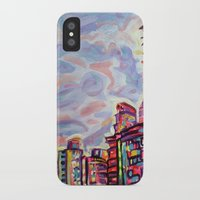 vancouver iPhone & iPod Cases featuring DeConstruction, Vancouver by Morgan Ralston