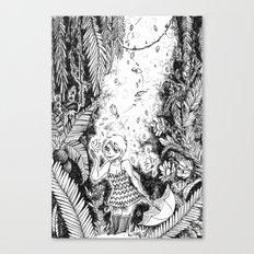 Victoria Canvas Print