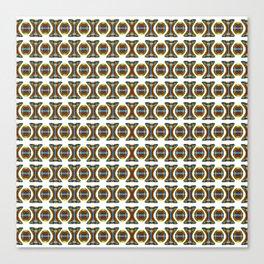 String Beads  Canvas Print