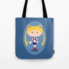 Sailor Girl Tote Bag