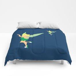 Tinker bell Comforters