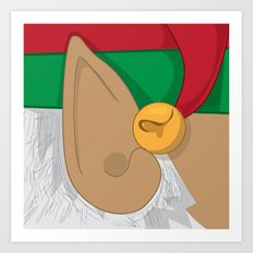 Good Elf.... Art Print