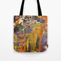 physics Tote Bags featuring Chaos theory by Bruce Stanfield