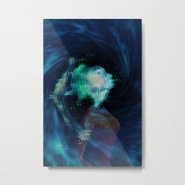 Cosmic connection Metal Print