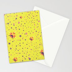 BP 51 Stars Stationery Cards