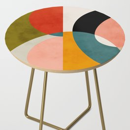 geometry shapes 3 Side Table