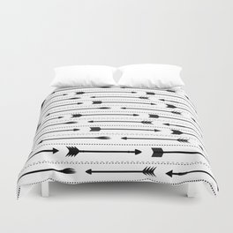Arrows Duvet Cover