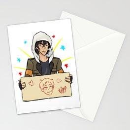 Klance, Keith draws Lance Stationery Cards