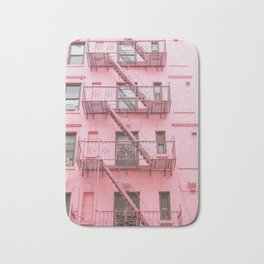 Pink Soho NYC Bath Mat