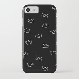 Crowns iPhone Case
