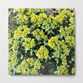 JC FloralArt 07 Metal Print