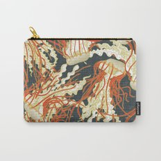 jellyfish slate Carry-All Pouch