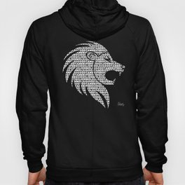 Ferocious Lion Hoody