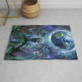 Gratitude For The Earth And Sky Rug