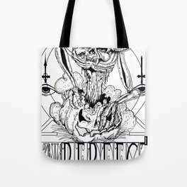 THIS TIME IMPERFECT Tote Bag