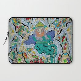Supersonic Space Angel Laptop Sleeve