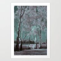 Where Spirits Whisper Art Print