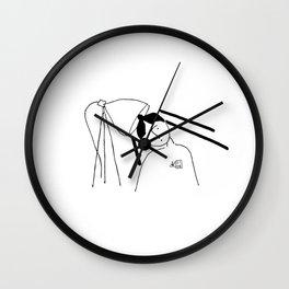 Enlightened! Wall Clock