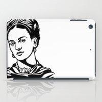 frida iPad Cases featuring Frida  by b & c