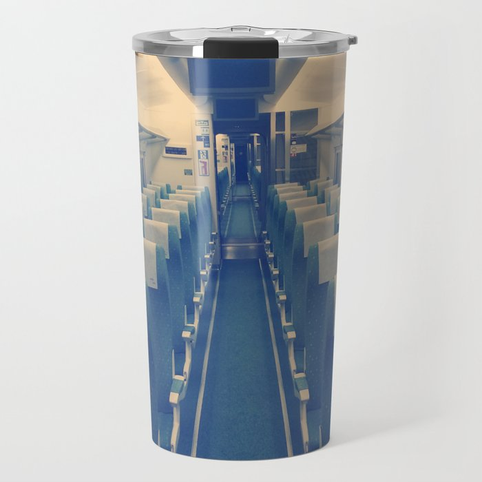 Infinite train Travel Mug