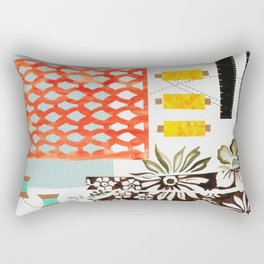 Haberdashery Rectangular Pillow