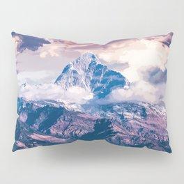 Magnificent Mountain View Pillow Sham