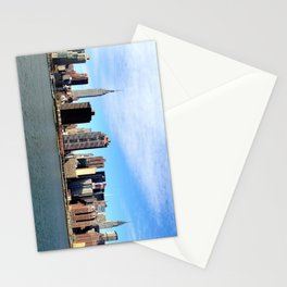 NYC Skyline from Long Island City Stationery Cards