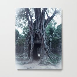 Enter the adventure Metal Print