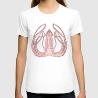 squid T-shirts featuring Squid by Yessica Illustration
