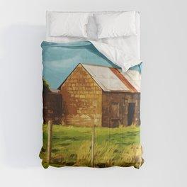 Old Stone Cottage, Tasmania Comforters