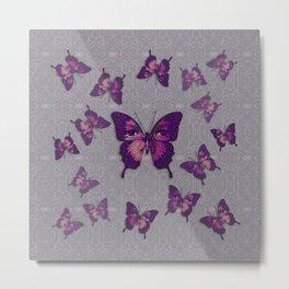 Butterfly Variation 01 Metal Print