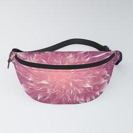 Beautiful lilac pinc flower Fanny Pack
