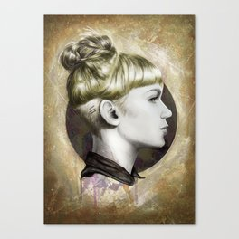 GrimesI Canvas Print