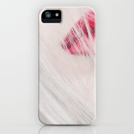 Red Velvet iPhone Case