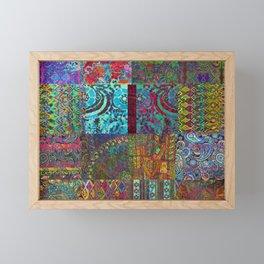 Bohemian Wonderland Framed Mini Art Print