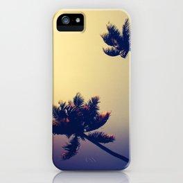 Palmas del Mar iPhone Case