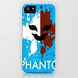 Phanto iPhone Case
