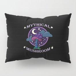 Mythical Mushroom Pillow Sham