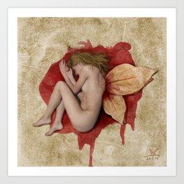 Growing Pains Art Print