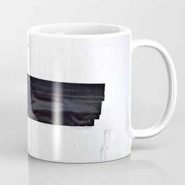 Black Tape Coffee Mug