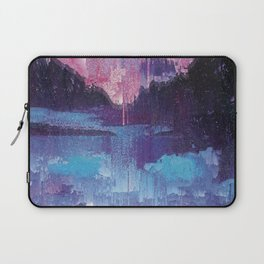 Glitched Landscapes Collection #4 Laptop Sleeve