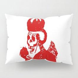 Skeleton King Pillow Sham