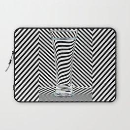 Striped Water Laptop Sleeve